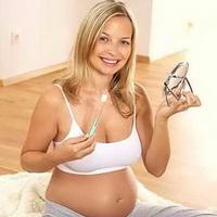 Секрет здоровых зубов во время беременности