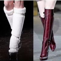 Модная обувь зима 2012